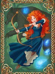 Cool Merida poster