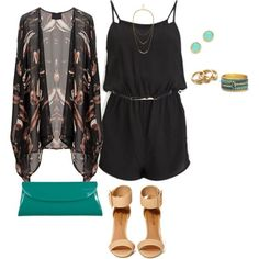 """>> Modern """"plus measurement eclectic stylish night time out"""" by kristie-payne on Polyvore..."""
