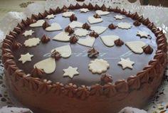 Čokoládová torta - Recept Bread And Pastries, Russian Recipes, Tiramisu, Pudding, Sweets, Ethnic Recipes, Cakes, Mini, Kitchen