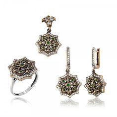 Authentic Women's Silver Sets www.hanedansilver.com #Roxelana #East #Market #Hurrem #Jewellers #Silver #Earring #Jewelers #Ottoman #GrandBazaar #Earring #Silver #Pendant #Silver #Bracelet #Anadolu #Schmuck #Silver #Bead #Bracelet #East #Authentic #Jewelry #Necklace #Jewellery #Silver #Ring #Silver #Necklace #Pendant #Antique #istanbul #Turkiye #Reliable #Outlet #Wholesale #Jewelry #Factory Antique Silver, 925 Silver, Silver Ring, Grand Bazaar, Jewelry Sets, Sterling Silver Jewelry, Stud Earrings, Fancy, Jewels