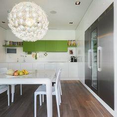 Oversized Kitchen Lighting Under $100? The MASKROS Pendant Light from IKEA | The Kitchn