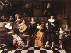 Jan Miense Molenaer - Family Making Music https://c2.staticflickr.com/2/1521/25817384635_b6d79182e1_b.jpg