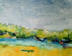 Painting for sale by Helle Lundsgaard Christensen   24 x 30 cm   Experienced Artist