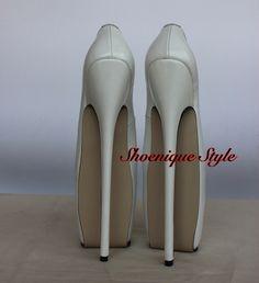 Unreal high heels 30cm