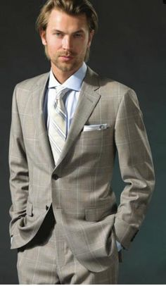 Armstrong & Wilson pocket square - men's fashion