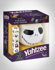 Nightmare Before Christmas board games! I need these for my Halloween party!