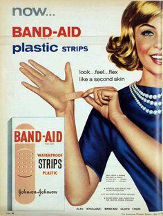 Band-Aids, 1961