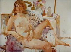 Charles Reid, Watercolour
