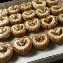 Piparitortut | Reseptit | Kinuskikissa Bagel, Doughnut, Food And Drink, Bread, Cookies, Desserts, Crack Crackers, Tailgate Desserts, Deserts