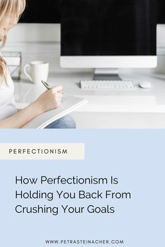 Perfectionism has a huge impact on your productivity and your ability to get things done. And it can also negatively affect your business growth. When perfectionism is holding you back from putting yourself out there, you can't grow and scale your business and you'll never see results. #growyourbusiness #mindset #perfectionist #femaleentrepreneur Change Your Mindset, Success Mindset, First Instagram Post, Business Goals, Business Advice, Time Management Tips, Online Entrepreneur, Achieve Your Goals, Getting Things Done