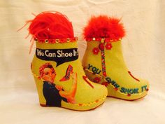 """""""We can shoe it"""" Muses boots 2016"""