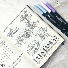 @girlwithabujo. See this Instagram photo by @bulletjournalcollection • 1,624 likes