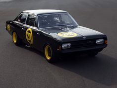 """Opel Rekord """"Schwarze Witwe"""" (C) '1968 The Good Old Days, Car Ins, Chevrolet, Classic Cars, Racing, Vehicles, Pictures, Bmw, Sport"""