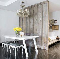 Jak rozdělit malý byt - několik rad pro garsonky a malometrážní interiéry | Styl a Interier