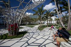 Miami Beach SoundScape / Lincoln Park by West8