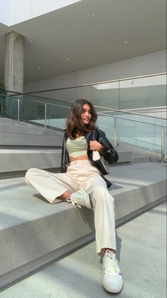 Teen Fashion Outfits, Mode Outfits, Retro Outfits, Cute Casual Outfits, Vintage Outfits, Summer Outfits, Stylish Outfits, Aesthetic Fashion, Aesthetic Clothes