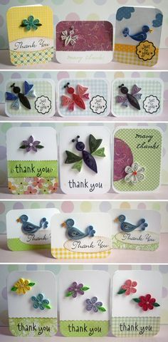 Keep up to date on new projects and ideas as you get a glimpse into my world of paper quilling