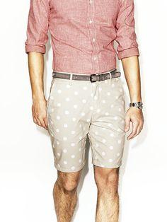 Los mejores shorts para vestir en el verano