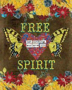 """Gypsy: #Gypsy """"Free Spirit."""" #bohemian ☮k☮ #boho"""