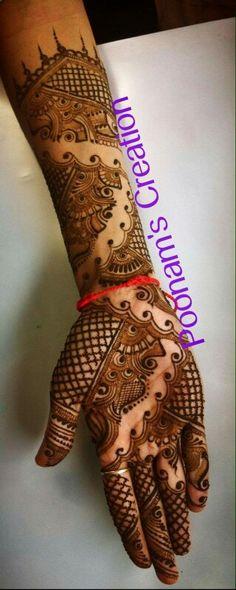 4 Indian Henna Designs, Latest Henna Designs, Bridal Henna Designs, Unique Mehndi Designs, Beautiful Mehndi Design, Rangoli Designs, Simple Henna Tattoo, Mehndi Tattoo, Henna Tattoo Designs