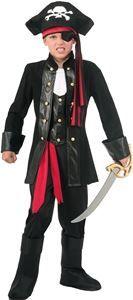Seven Seas Pirate Child Costume - 349945 | trendyhalloween.com #trendyhalloween
