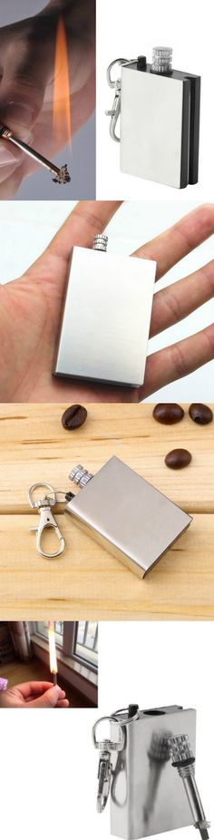 Camping Fire Starter Flint Match Lighter! Click The Image To Buy It Now or Tag Someone You Want To Buy This For. #Camping