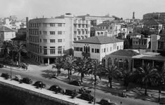 Hotel Normandy Beirut 1960s