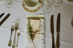 Cutlery at Cripps Barn, hired from www.classiccrockery.co.uk