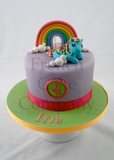 Cakes For Girls - Gateau D'anniversaire Pour Enfants Filles - Verjaardagstaart