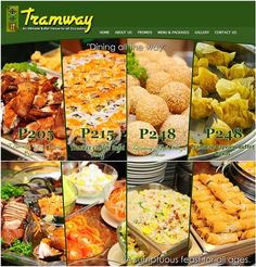 Manila, the heart of the Philippines' business and commercial activities is a good place to easily find good buffets. The best buffets in Manila without splurging a hefty amount of money is showcased in this post. Buffet Restaurants, Best Buffet, Food Trip, Buffets, Manila, Islands, Cravings, Tea, Ethnic Recipes