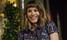 Rachel McAdams on tea, scones, time travel and why Richard Curtis makes her swoon