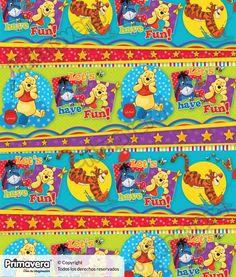 Papel Regalo Winnie Pooh 1-18-098 http://envoltura.papelesprimavera.com/product/papel-regalo-winnie-pooh-1-18-098/