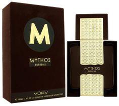 Lattafa  About MYTHOSE SUPREME Top Notes  Heart Notes  Base Notes