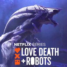Netflix Series - Love Death and Robots, Ben Erdt Game Character, Character Concept, Robot Series, Anime Monsters, Tv Show Games, Creature Concept Art, Monster Design, Netflix Movies, Super Powers