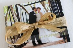 www.albumsremembered.com  Personalized Wedding Photo Album/ Photo cover 30pages by Albums Remembered, $325.00