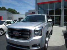 Congratulations Sherri Gilliam of Forest Hills, Ky on her purchase of the 2015 GMC Yukon from Johnny Venters. Thank you Sherri and welcome to the Walters Toyota Nissan Family! #WaltersToyota #WaltersNissan