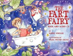 The Fart Fairy Book  Price $15.95