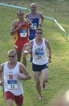 3000-m-Crosslauf ◆Moderner Fünfkampf – Wikipedia http://de.wikipedia.org/wiki/Moderner_F%C3%BCnfkampf #Modern_pentathlon