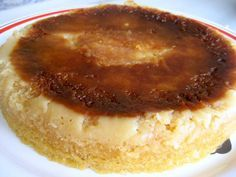 Tortada inglesa a base de frutos muy elaborado de una manera! - Receta Postre : Tarta de manzana al microondas por Airesdeaguilas