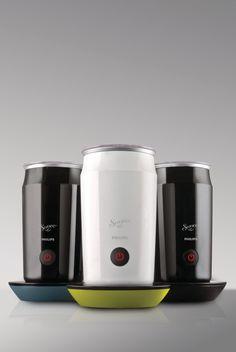 Amazon.de: Philips CA6500/60 Senseo Milk Twister Milchaufschäumer (Antihaftbeschichtung, Bedienung auf Tastendruck) schwarz