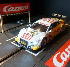 Audi A5 DTM Audi Sport Team Abt Sportsline - Timo Scheider