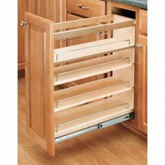 Best Spice Rack And Cabinet Pull Out Contemporary Pinterest 400 x 300
