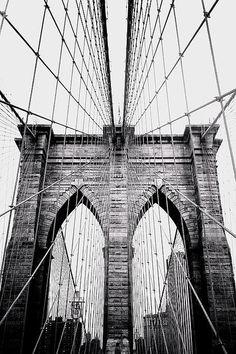 Brooklyn Bridge, New York City, NYC. Joann Vitali