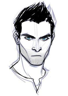 Apprendre à dessiner Character Design Teen, Character Design Inspiration, Werewolf Drawings, Tumblr Art Style, Wolf Sketch, Art Inspo, Drawing Sketches, Art Drawings, Teen Wolf Fan Art