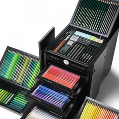 The Karlbox: Karl Lagerfeld's Faber-Castell Collaboration Is Elegant and Functional