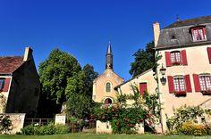 Apremont-sur-Allier, France (Plus Beaux Village)