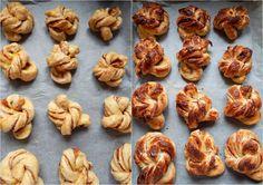 Νορβηγικά ρολά που μοσχομυρίζουν κανέλα και κάρδαμο made in Pepi's kitchen!
