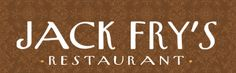 """Jack Fry's – A Louisville staple located in The #Highlands on Bardstown Rd. at Highland Ave.  Quite possibly the best """"white tablecloth"""" restaurant in Louisville!  My favorite?  Bone-in Pork Chop with a warm brie salad."""