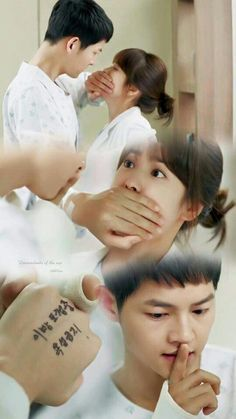 Descendants Of The Sun--Song joong ki --Song hye kyo