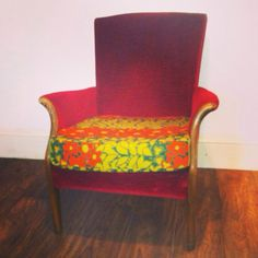 Items similar to Original Parker Knoll Chair on Etsy Furniture, Accent Chairs, Parker Knoll Chair, Etsy, Wingback Chair, Chair, Home Decor, Seat Pads, 1960s Chairs